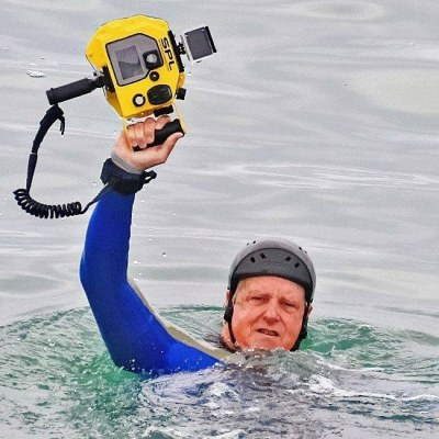 John Philpotts, Ocean Photographer, In-Action